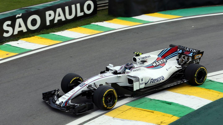 Lance Stroll volvió a tener un difícil fin de semana en Brasil pero en Abu Dhabi optará a batir en puntos a Felipe Massa. (Reuters)