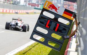 Nueva 'pole' para Vettel en Corea; Alonso, a remontar desde la quinta plaza