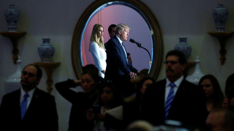 Ivanka Trump, el poder detrás del trono