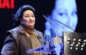 Montserrat Caballé pacta con Hacienda para evitar la cárcel