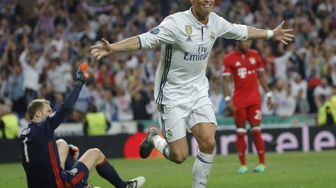 Bayern-Real Madrid y Liverpool-Roma, en las semifinales de la Champions