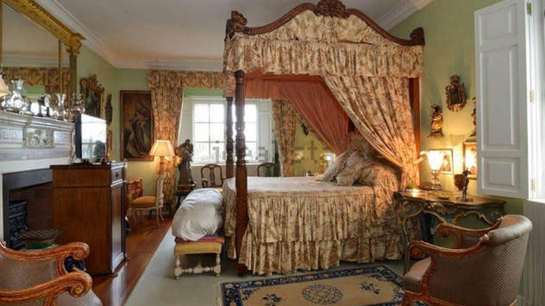 El lujoso interior de la mansión. (Idealista)