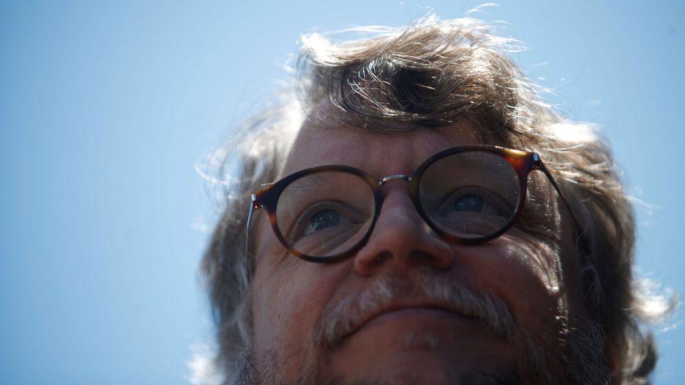 Foto: Guillermo del Toro en su visita al Festival de Málaga. (Reuters)