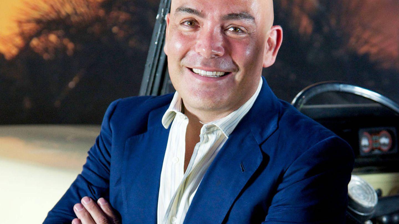 Kike Sarasola, fundador y presidente de Room Mate.