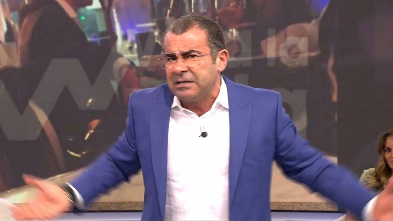Jorge Javier Vázquez, en 'Sálvame'. (Mediaset España)