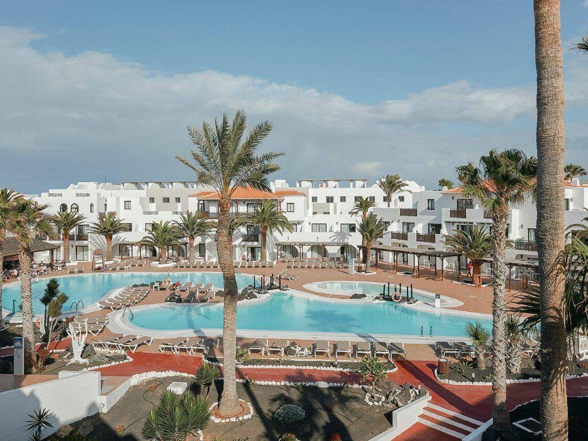 Foto: El hotel Hesperia Bristol, en Fuerteventura. (Hesperia)