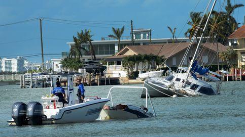 El huracán Irma arrasa en Miami