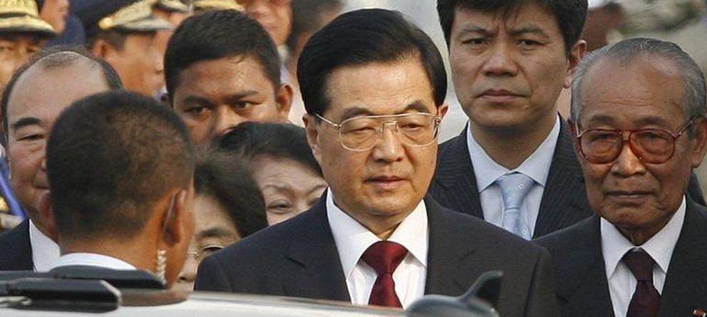 Foto: Fotografía de archivo del expresidente chino Hu Jintao. (EFE)