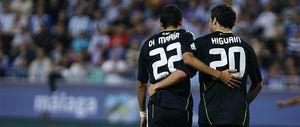 Objetivo: sacar 100 millones con la venta de Higuaín, Di María, Kaká, Callejón, Adán y Pepe
