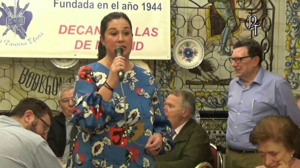 Foto: Belén Rodríguez, la alcaldesa de Villa del Prado