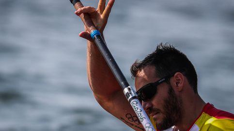 Craviotto y el K4 español, a luchar por más medallas en piragüismo