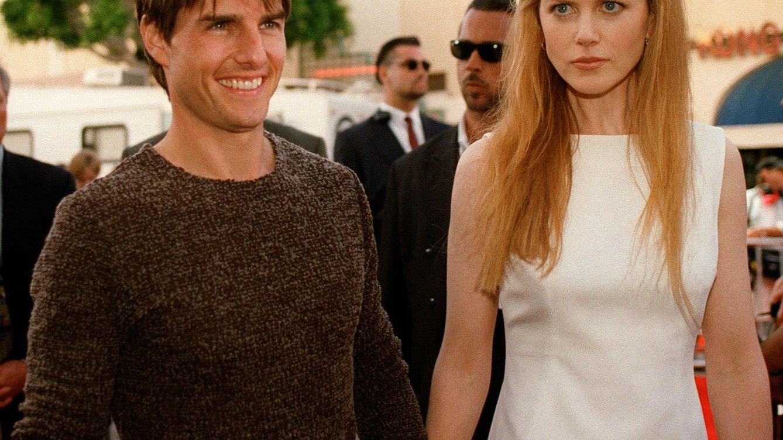 Se cumplen 20 años del divorcio de Nicole Kidman y Tom Cruise