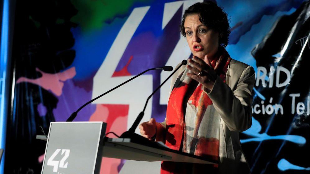 Foto: Magdalena Valerio, ministra en funciones. (Efe)