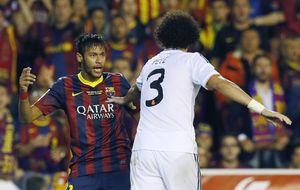 El  Barça se queda sin Neymar y Alba para lo que resta de temporada