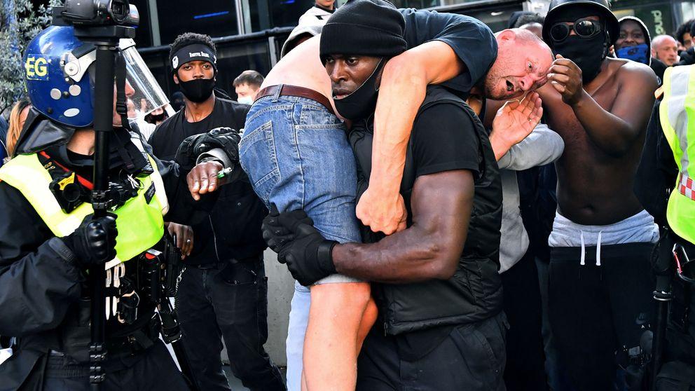 El 'factor Hutchinson': ¿puede esta foto cambiar el relato del racismo en UK?