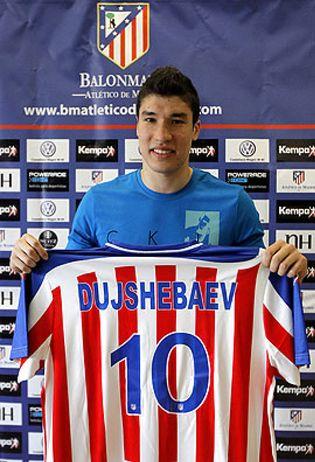 """Foto: Alex Dujshebaev vestirá de rojiblanco: """"Cuando te llama el Atlético, ni te lo piensas"""""""