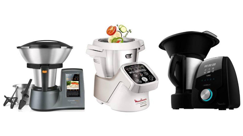 Foto: Robots de cocina de excelente relación calidad precio y alternativa a Thermomix