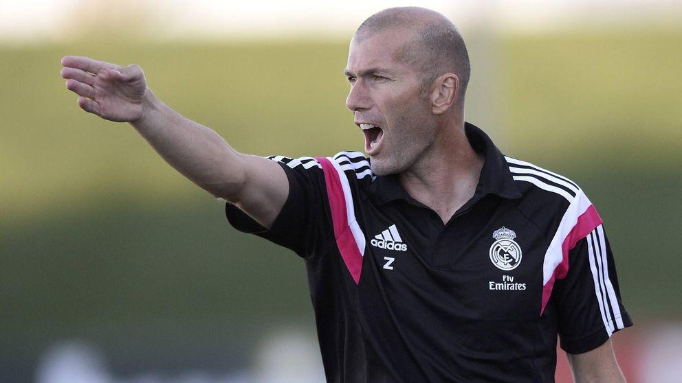 Zidane: Claro que me interesaría ser entrenador del Real Madrid