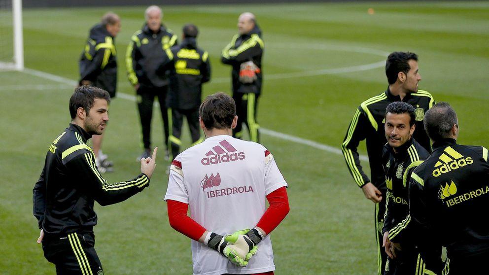 Del Bosque muere matando a Casillas, pero Iker resucita para firmar la paz