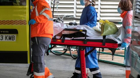 Los hospitales esperan un aluvión de ingresos inminente: Ya no hay vuelta atrás
