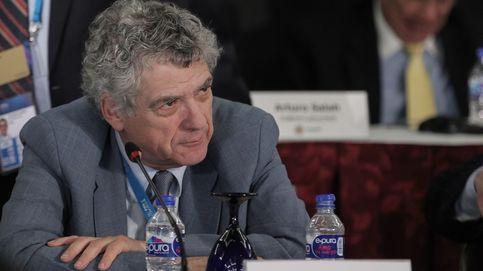El programa electoral de Ángel María Villar para ser presidente de la UEFA