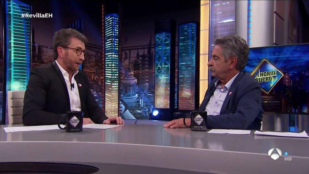 Las grandes frases (y dardos) de Miguel Ángel Revilla en 'El hormiguero'