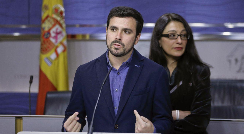 Alberto Garzón. (EFE)