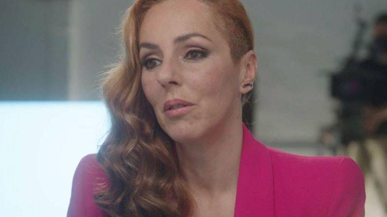 Rocío Carrasco, en Telecinco. (Mediaset España)