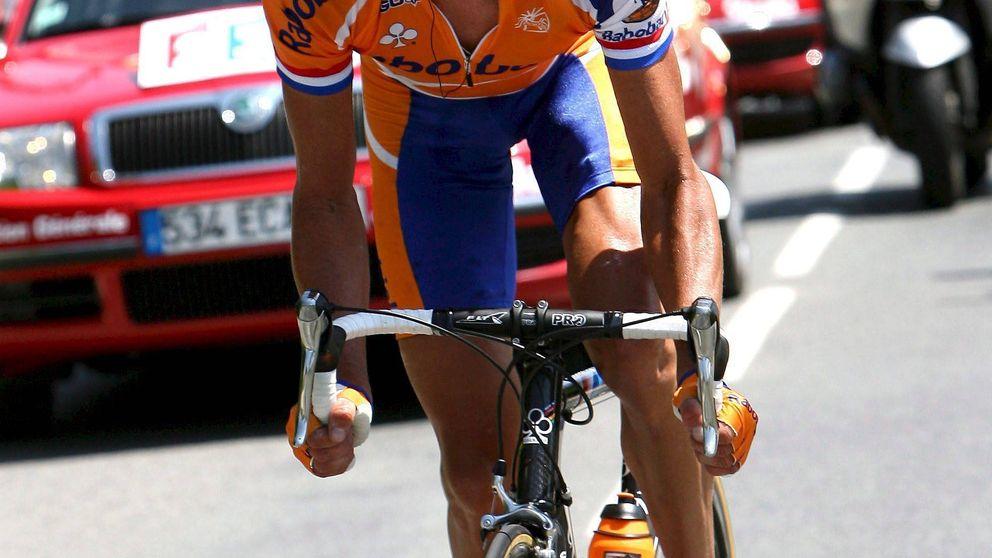 Dos años de sanción para el exciclista Boogerd, campeón de Holanda en 2006