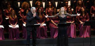 Post de Plácido Domingo devuelve la fe al Liceu