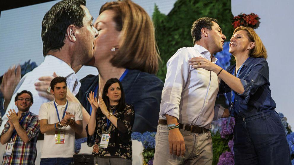 Batalla final en el PP andaluz: los leales de Cospedal se la juegan ahora con Casado