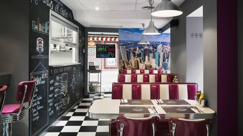 Skyline Diner.