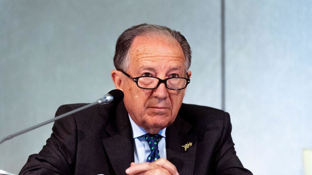 Foto: El exdirector del CNI general Félix Sanz Roldán. (EFE)