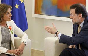 Génova no cree que Botella dé la batalla y sólo espera que comunique ya su renuncia