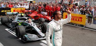 Post de Resultado F1: Hamilton se pasea en Francia y Carlos Sainz brilla para sacar lo máximo (6º)