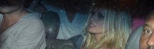 Pamela Anderson, borracha tras salir de una fiesta