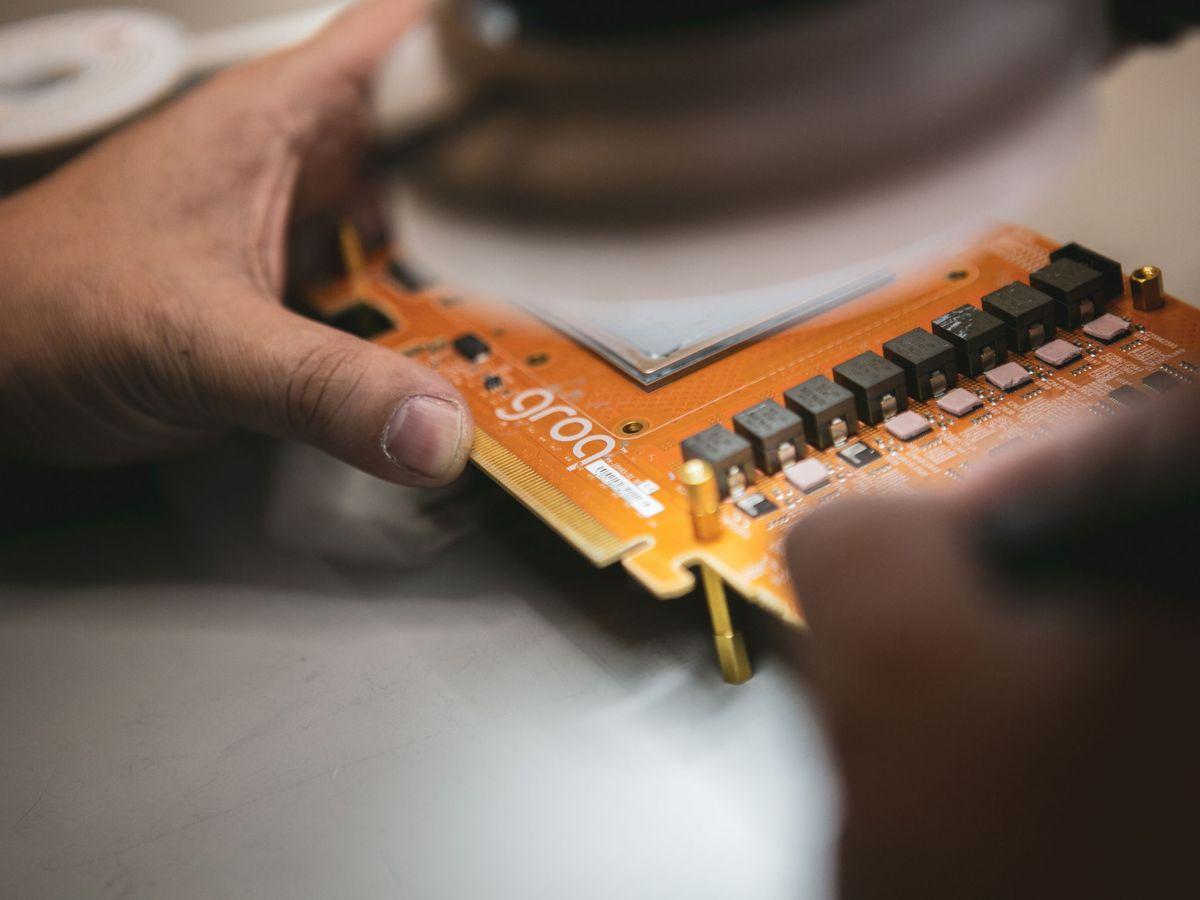 Foto: Una 'startup' de diseño de chips. (Reuters)