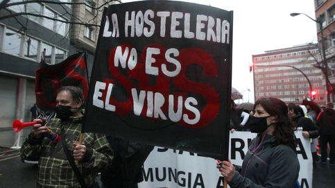 Bilbao clausura su hostelería y cierra su perímetro junto a otros 50 municipios vascos