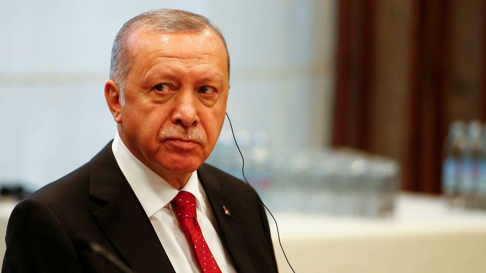 Foto: Recep Tayyip Erdoğan, presidente de Turquía. (Reuters)
