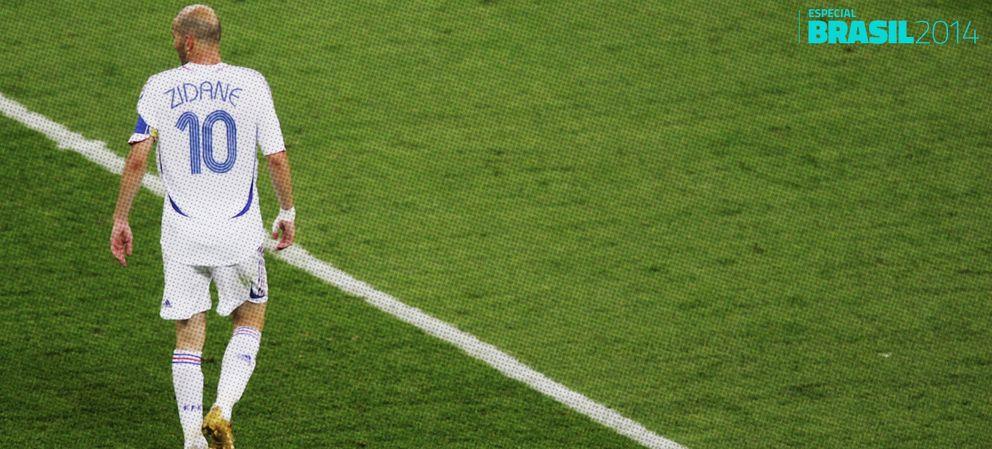 Foto: Alemania '06: el Mundial de Materazzi