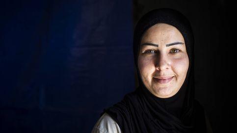 Libanesa. Madre de cuatro hijos. Profesión: desactivadora de minas