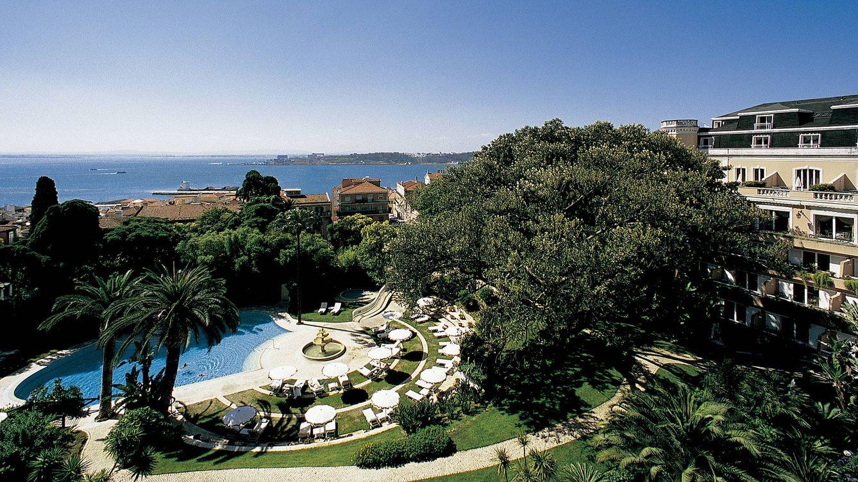 Foto: El Hotel Lapa Palace es uno de los preferidos por las estrellas de la música.