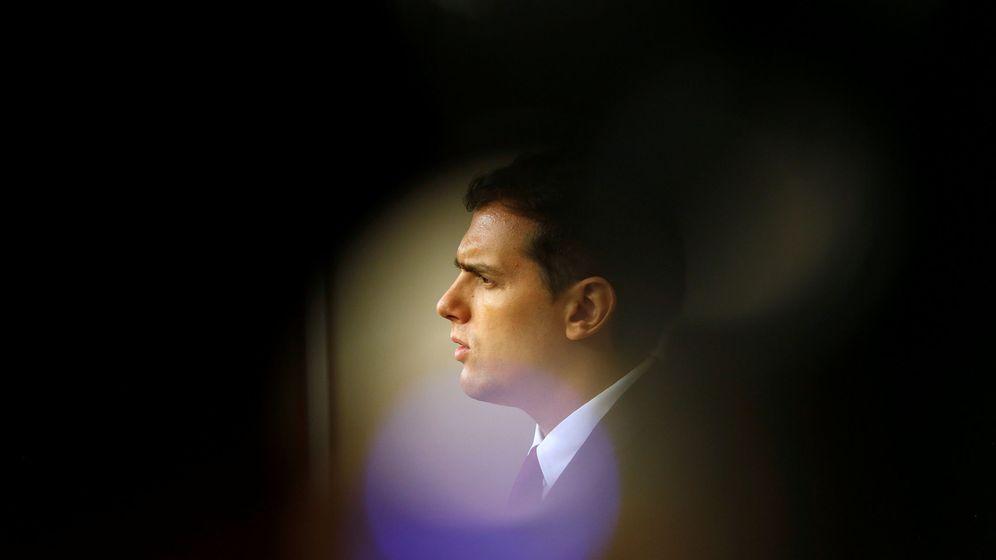 Foto: El presidente de Ciudadanos, Albert Rivera. (Reuters)