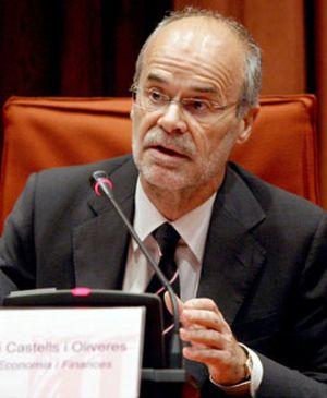 CiU acusa ahora al consejero de Economía de ser amigo y socio de Fèlix Millet