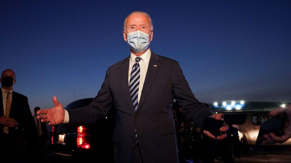 Biden cree que el próximo debate no debe celebrarse si Trump sigue enfermo