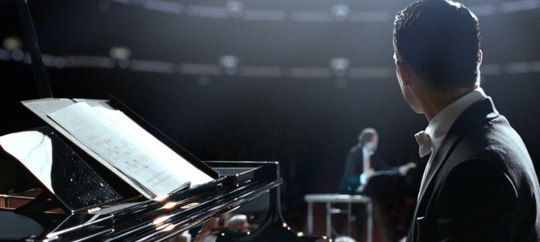 Foto: Elijah Wood en 'Grand Piano'