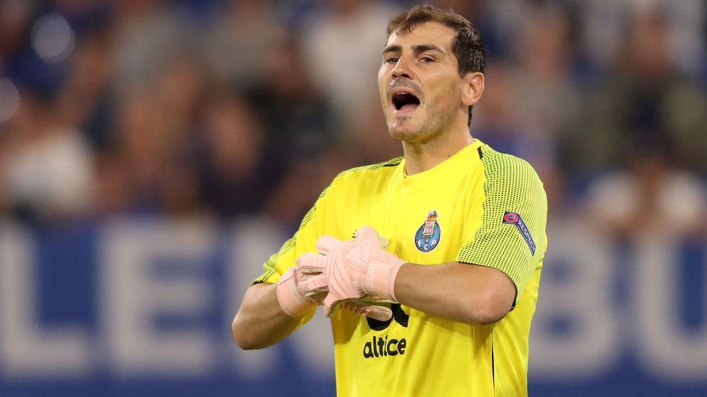 Iker Casillas abandona la UCI y podría recibir el alta el lunes