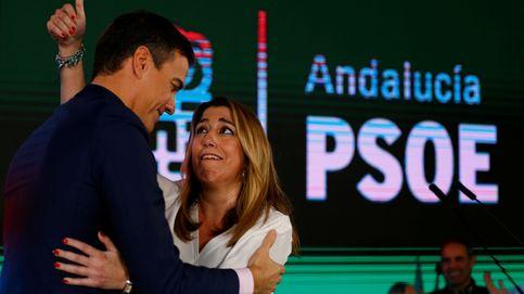 Huelva, prueba piloto del congreso andaluz, rompe el idilio de Díaz y Sánchez