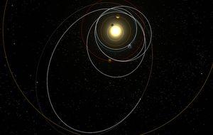 Las imágenes que la misión Rosetta nos dejó