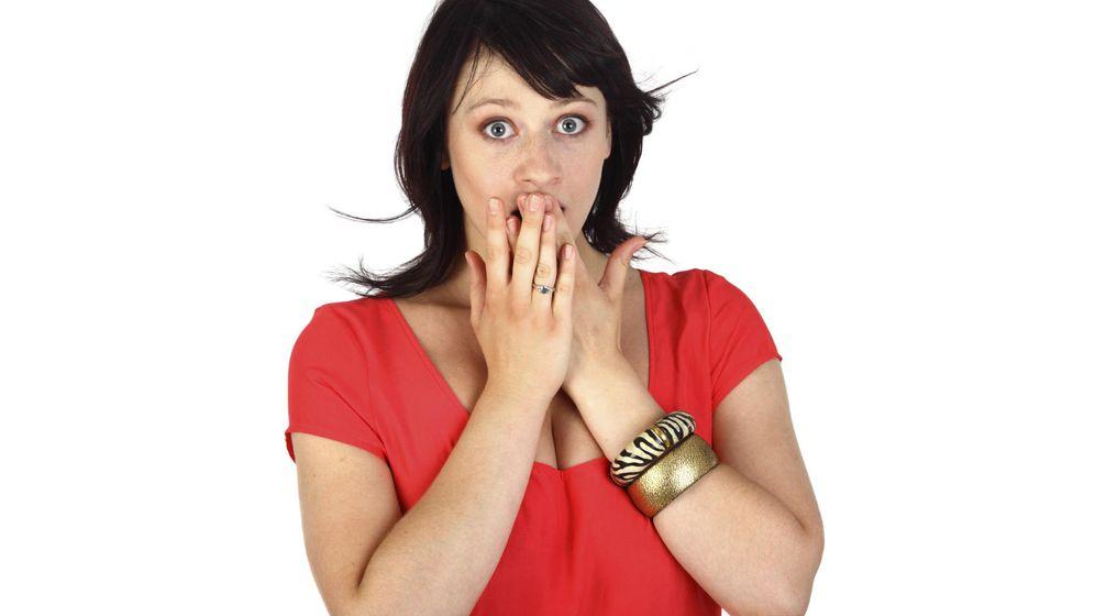 Foto: El hipo puede atacarnos a todos y en cualquier momento. (iStock)